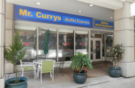 Mr. Currys Restaurant Downtown St. Louis